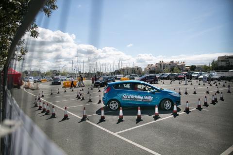 Jelentkezési lehetőség a Ford első magyarországi Driving Skills For Life programjára