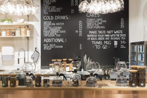 BODUM Café på Fisketorvet