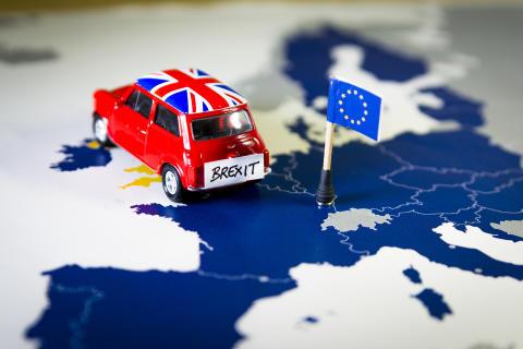 Brexit preger fremdeles strømprisen