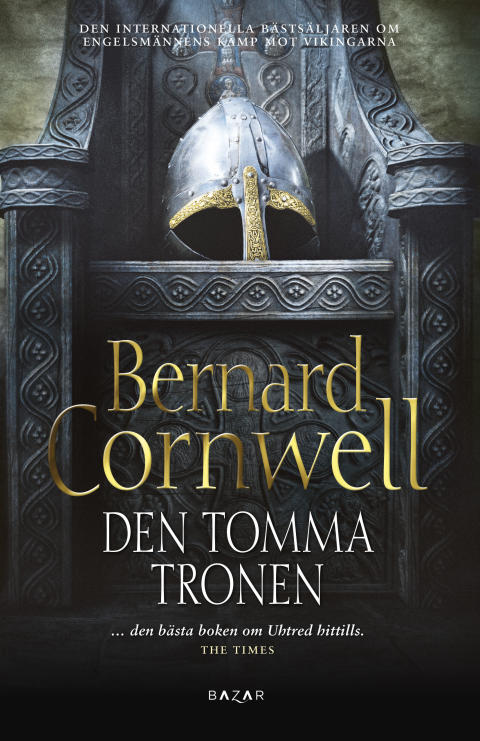 Den tomma tronen - Bernard Cornwell