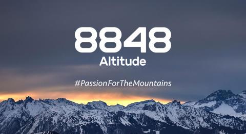 8848 Altitude lyfter med en ny webshop, ett modernt stilrent uttryck och en storslagen vision.