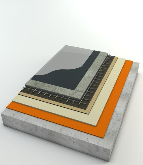 StoCretec Golvmetod 7015 - Luft- och stegljuddämpande metod med mineralisk avjämningsmassa
