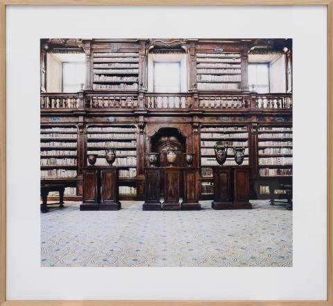 Sony World Photography Awards Ausstellung in Berlin mit Werken von Candida Höfer