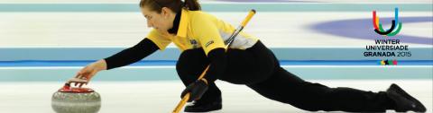 61 studentidrottare från Sverige till Universiaden i Spanien– studentidrottens motsvarighet till ett olympiskt spel