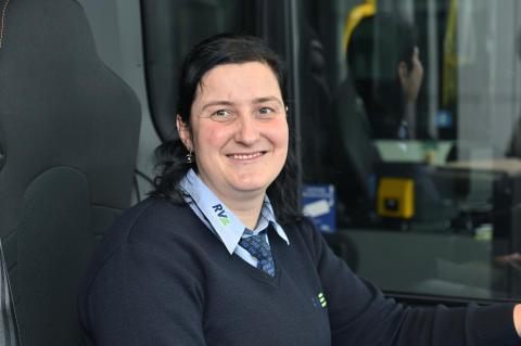 Marina Arsenic, Busfahrerin RVE