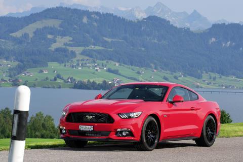 Mustang Switzerland