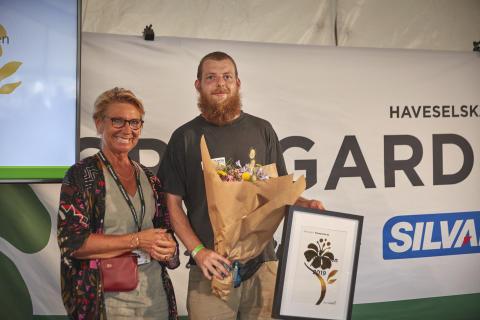 Klimaplanter vandt award til årets nyhed
