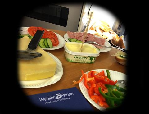 Frukostträffar med Weblink