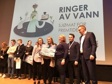 Nordnorsk ungdom herjet i sjømatkonkurranse