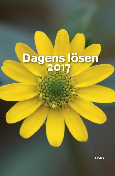Omslagsbild: Dagens lösen 2017