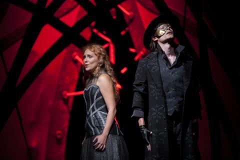 The Phantom of the Opera - på GöteborgsOperan 2017