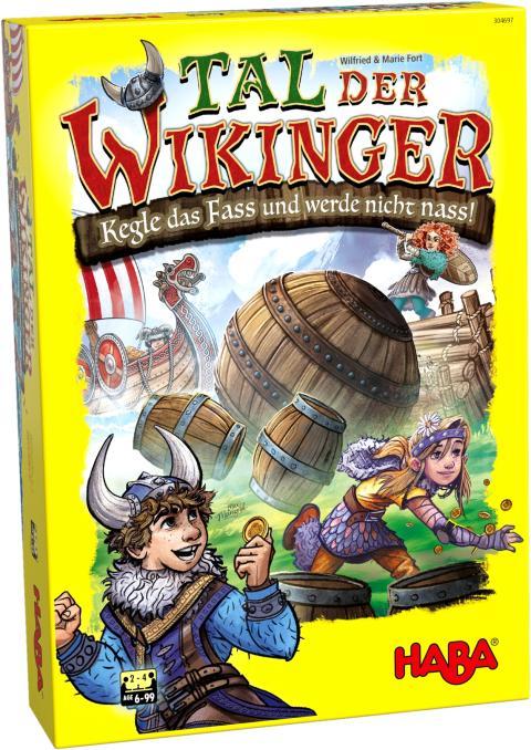 """""""Tal der Wikinger"""" Kinderspiel des Jahres 2019"""