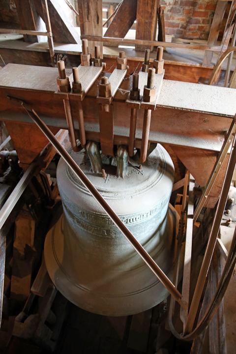 Glocke der Thomaskirche