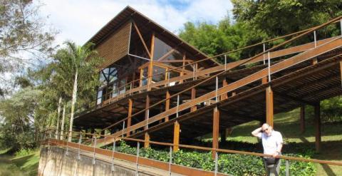 Kaffehuset Friele støtter undervisnings-og kultursenter i Brasil