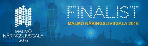 TePe nominerad till Årets jobbkomet i Malmö