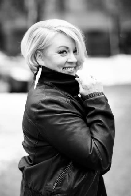 Arja blackandwhite profile 2014