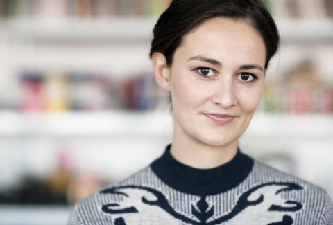 Margrethe Odgaard – mottagare av Torsten och Wanja Söderbergs pris 2016