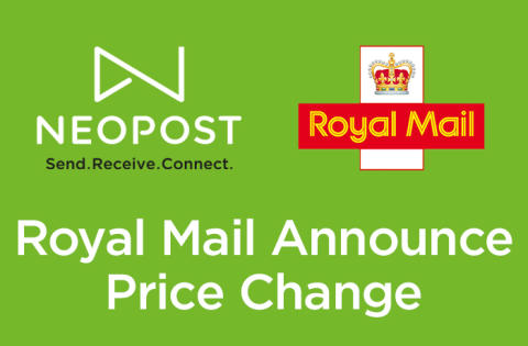 Royal Mail Announce Price Change