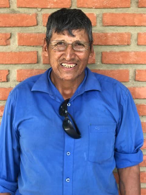 José, pensionerad taxi-chaufför