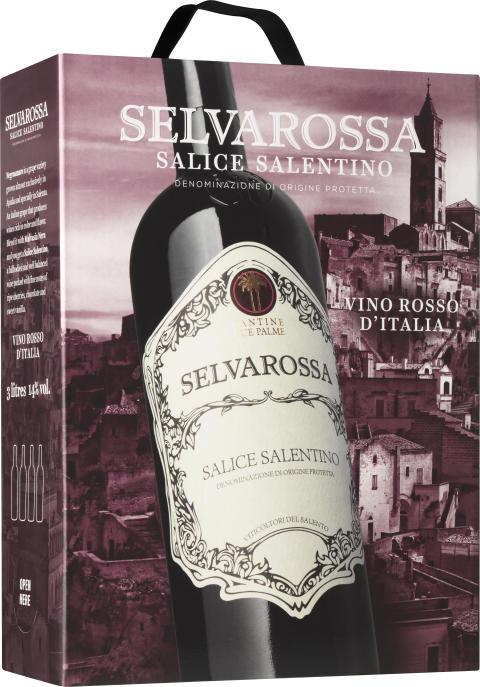 Höstens stora nyhet – succévinet Selvarossa lanseras på box 1 oktober!