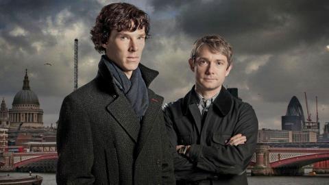 Tv.nu bloggar: Spana in trailern för den nya säsongen av Sherlock