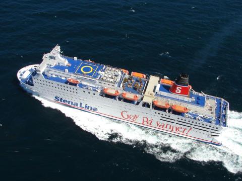 Stena Line satser på Vestfold-reisende