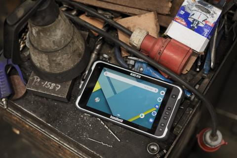 The ALGIZ RT8 ultra-rugged Android tablet for tough environments