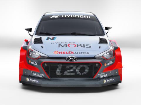 New gen i20 WRC