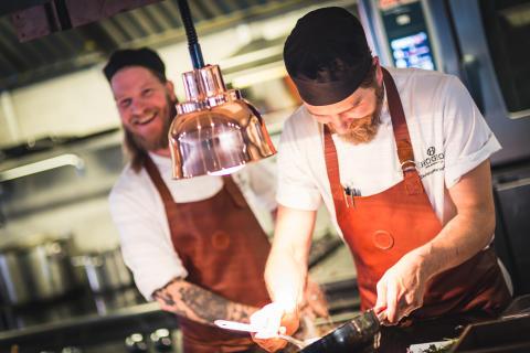 Närproducerat i köket blir Made in Högbo
