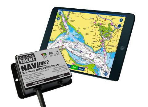 Obtenga datos AIS en su aplicación Navionics Boating con Digital Yacht