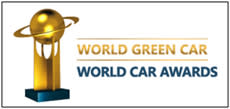 Bridgestone officiell sponsor av World Green Car Award