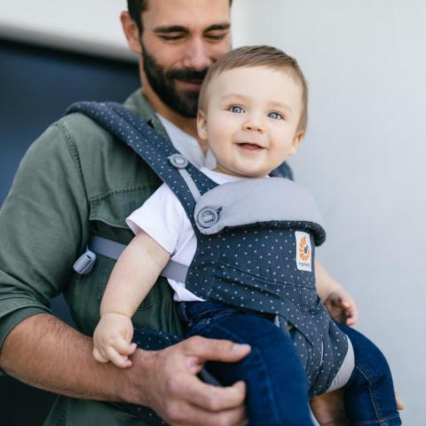 New, updated 360 from Ergobaby