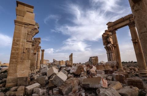 Från Karthago till Palmyra - en föreläsning om historisk och samtida förstörelselusta