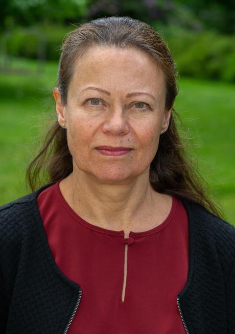 Gill Kullberg, verksamhetschef på kvinnokliniken Region Örebro län
