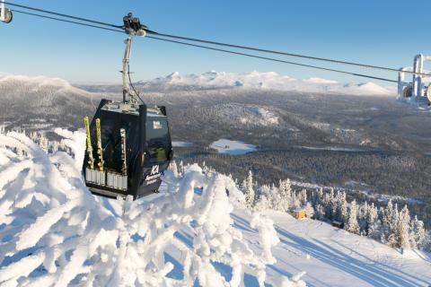 Funäsdalen Berg & Hotell investerar 100 MKR