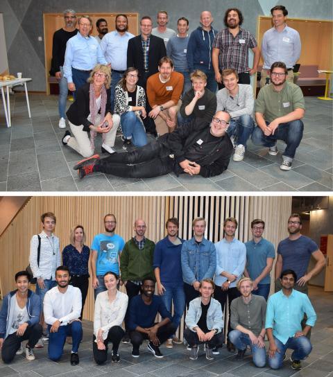 Från solceller till smarta drönare - 23 startups tar plats i UICs affärsutvecklingsprogram