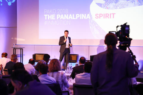 Panalpina leaders meet in Berlin