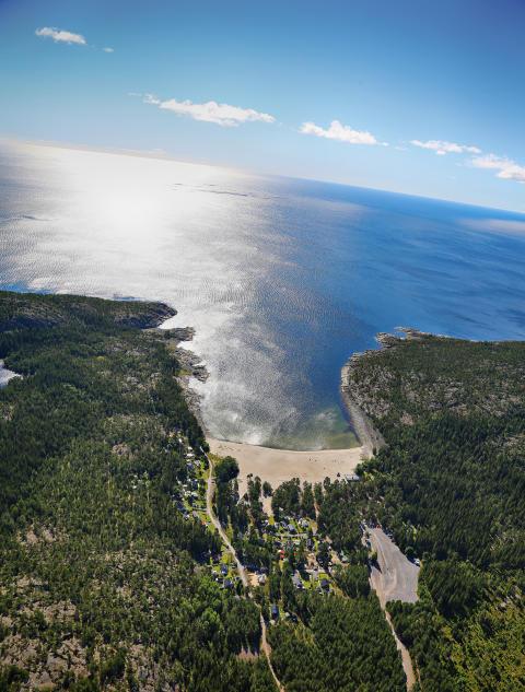 Härnösand klättrar till andra plats i omröstningen Sveriges bästa sommarstad