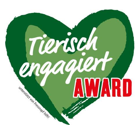 "Fressnapf vergibt erstmals ""Tierisch engagiert""-Award"