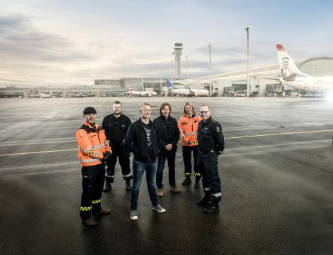 OSL 24-7 - Gruppebilde bredde 01-  Kjell Are, Tor-Inge, FO, Roar, Kari, Runar- foto Vegard Breie