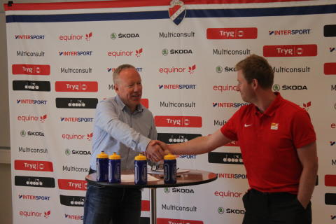NCF signerer 3-årsavtale med Uno-X
