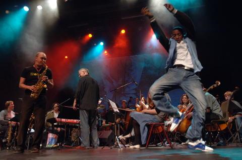 Crescendo – musikfest för unga på Nolia