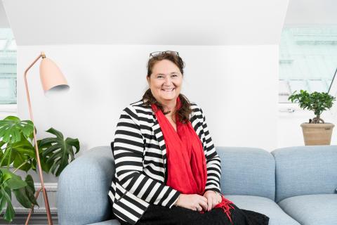 Lena Olving ny styrelseordförande för Academic Work