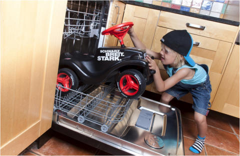 Tvätta bilen med foam