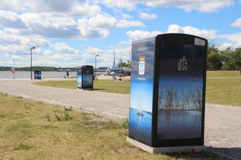 Västerås satsar på smart insamling för framtiden!