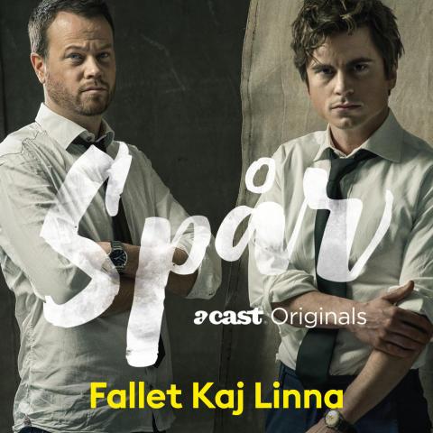 Spår: Fallet Kaj Linna får premiär på Storytel den 26 juni.