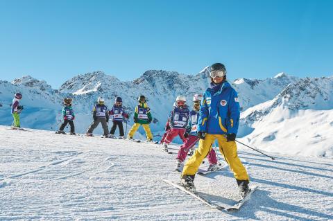 Skischule in Arosa (Graubünden)