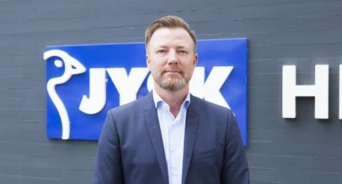 Jacob Brunsborg on Lars Larsen Groupin uusi puheenjohtaja