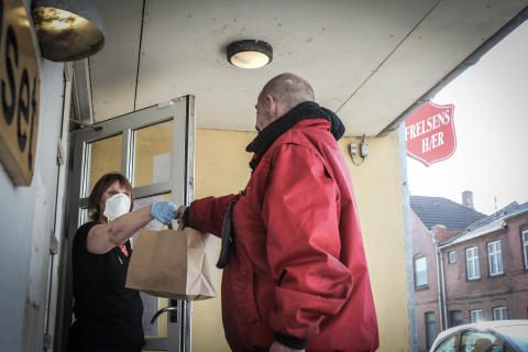 Coronavirus Pandemic: The Salvation Army Connected and Continuing to Serve