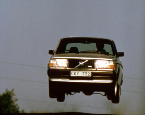Volvo 240 - en svensk ikon fyller 45 år